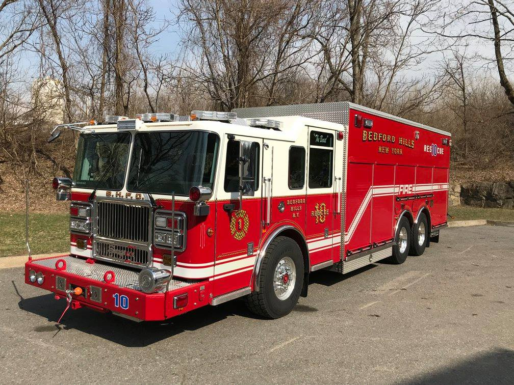 Bedford Hills Fire Department Westchester County New York
